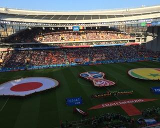 グループリーグ第2戦、日本はセネガルと2-2のドローで勝ち点1を獲得