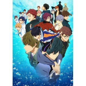 TVアニメ「Free!-Dive to the Future-」のPVが公開!