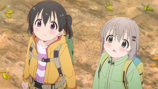 昨年公開された劇場版OVA「ヤマノススメ おもいでプレゼント」を経て、4年ぶりにサードシーズンが放送スタート!