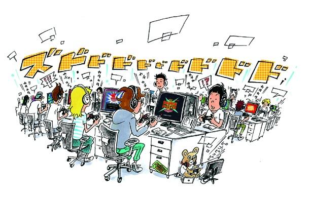 発売前のあの人気ソフトも、最速でプレイ!?
