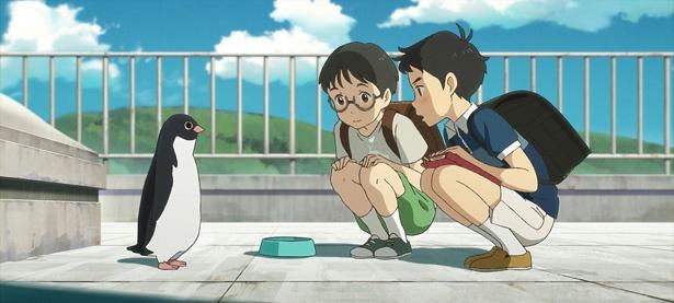 映画「ペンギン・ハイウェイ」に声優として西島秀俊&竹中直人も参加決定!!