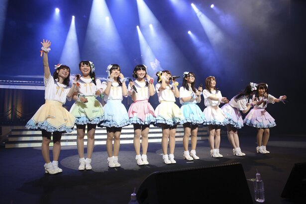 「温泉むすめ」3rdライブに4ユニット23人が参加、サマソニ出演や松山イベントも発表!