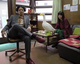「TSUTAYA CREATORS' PROGRAM FILM 2015」で準グランプリを受賞し制作された本作。片桐健滋監督のおしゃれでファンタジーな世界観にハマりました~