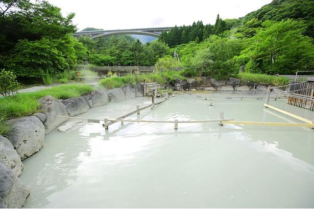 鉱泥大浴場
