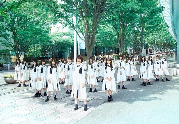 「コカ・コーラ SUMMER STATION 音楽LIVE」に出演するけやき坂46