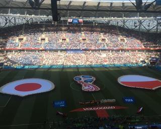グループリーグ最終節、日本はポーランドと対戦し、0-1で敗戦