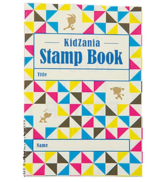 自分で作ったスタンプブック/キッザニア甲子園