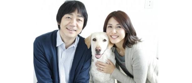 大森南朋と松嶋菜々子が夫婦役を熱演!