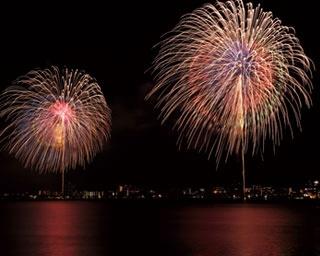 フィナーレは感動必至!1万発もの花火が琵琶湖を彩る、2018びわ湖大花火大会を徹底攻略