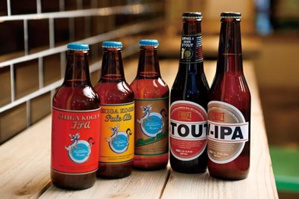 このクラフトビールとペアリング!/Craft Burger co. 堂島店