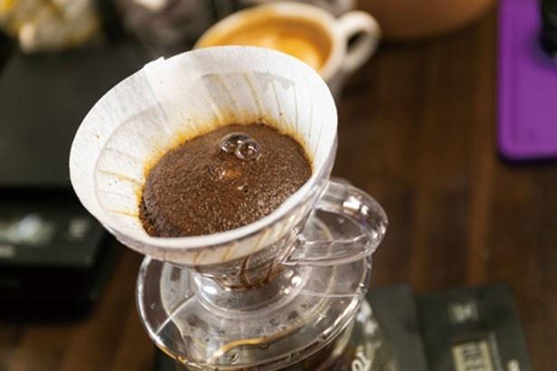 スペシャルティコーヒー専門店。バーガーには豆の個性が際立つシングルオリジンを/だるま珈琲