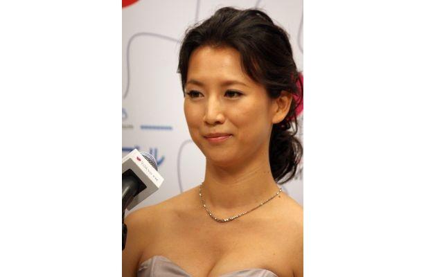 現在婚約中の戸田菜穂さん