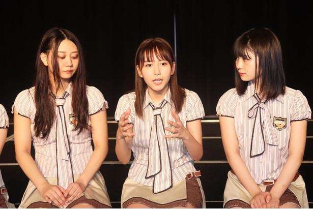 松村香織「ちゃんと付き合ったのは4人」SKE48チームKⅡ「最終ベルが鳴る」公演初日レポ