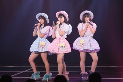 「初恋泥棒」/チームKⅡ 7th Stage「最終ベルが鳴る」