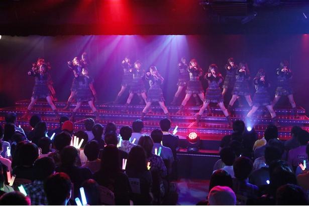 「マンモス」/チームKⅡ 7th Stage「最終ベルが鳴る」