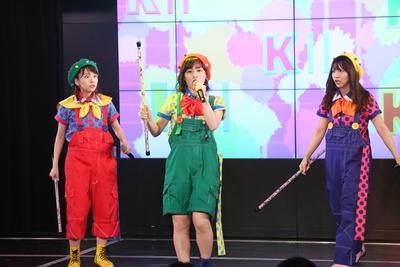 「20⼈姉妹の歌」/チームKⅡ 7th Stage「最終ベルが鳴る」