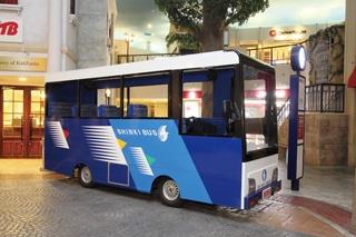観光バス/キッザニア甲子園