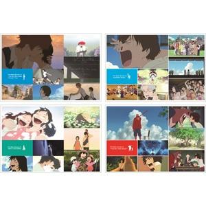 細田守監督作品キャンペーンで選ばれた名場面が発表! 気になる1位は!?