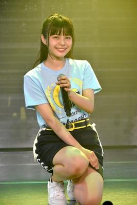 【写真を見る】NGT48チームGのキャプテンを務める本間日陽さん