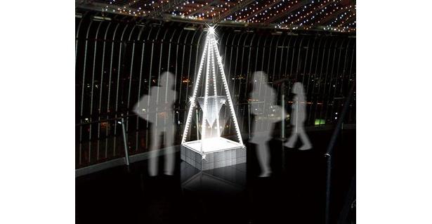 スカイバルコニーのツリー(写真はイメージ)