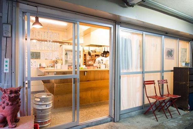 沖縄タウンとして親しまれている「杉並和泉明店街」の「めんそーれ大都市場」内にある。客層は女性が中心でわざわざ遠方から訪れる客がほとんど