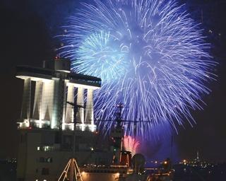 美しい花火が名古屋のベイサイドを美しく彩る「名古屋みなと祭」が今年もやってくる!