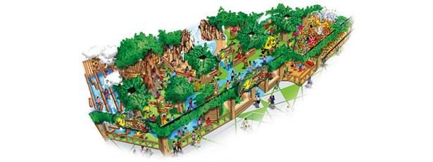 キッズテーマパーク「ソユーひみつの森」