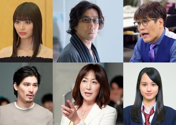 共演者キラー・内田理央が吉沢亮と新木優子の間に立ちはだかる!?