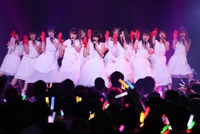 チームKⅡの新曲「誰かの耳」は、フォーメーションダンスが印象的だった