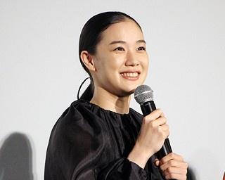 蒼井優、子供時代の意外なエピソードを披露!映画『ペンギン・ハイウェイ』舞台挨拶