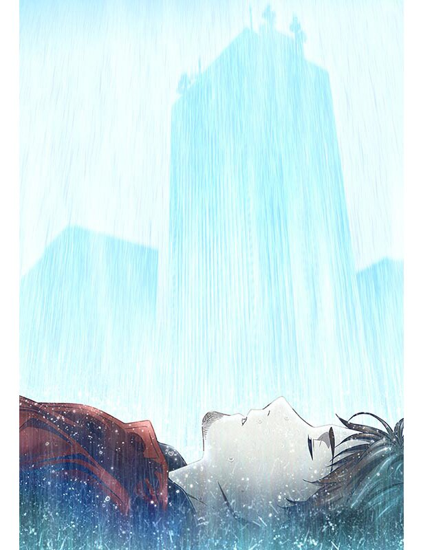 TVアニメ「消滅都市」の第2弾ティザービジュアルが解禁!