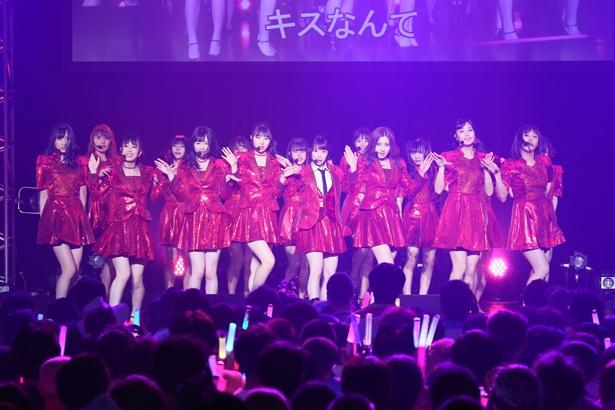 「ステージ裏にはたくさんの物語が」SKE48・高柳明音がサプライズ発表の映画をいきなり(!?)アピール!