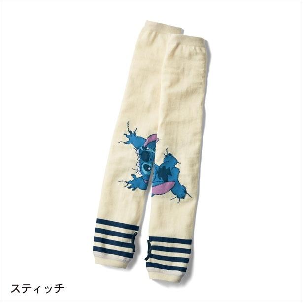「裏メッシュアームカバー」(税抜 917円)