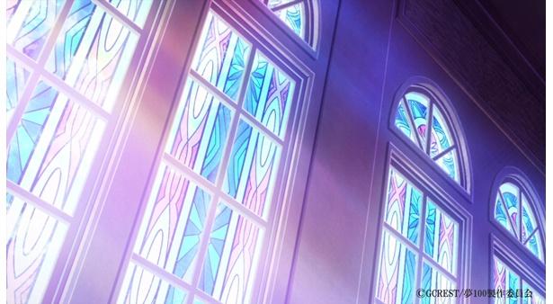 「夢王国と眠れる100人の王子様」第1話の先行カットが到着。執事&王子との冒険が始まる!