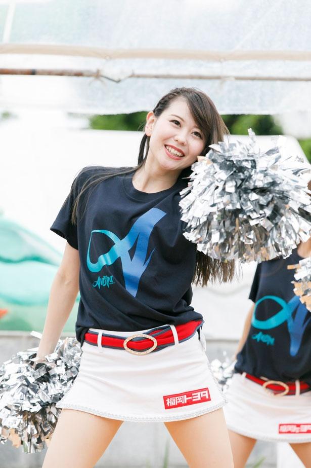 フォロワー数1.3万人!福岡の人気チアリーダー・KANAの魅力に迫る!