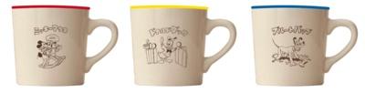 復刻絵本マグカップ(全3種) 各1296円