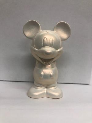 陶器製HAPPINESS FIGURE 【展覧会限定カラーパールホワイト】950円