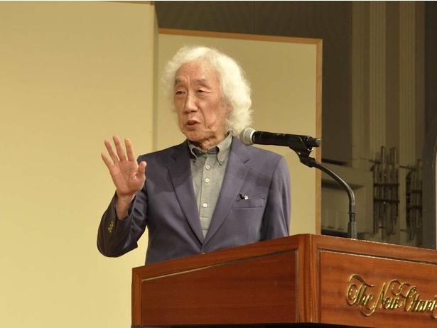 こけら落とし公演「KEREN」で脚本・演出を務める高平哲郎は「笑っていいとも」や「今夜は最高」などヒット番組の構成を手掛けた
