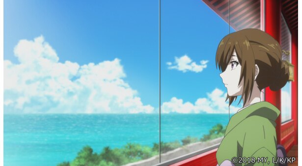 「かくりよの宿飯」第15話の先行カットが到着。葵が折尾屋で捕らえられて!?