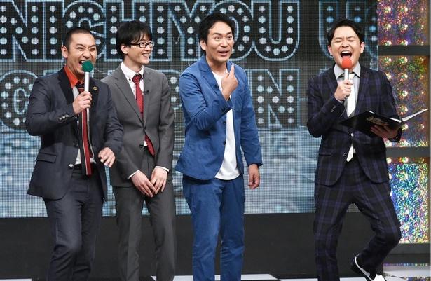 M-1決勝常連のスーパーマラドーナがお笑い王決定戦7月決勝へ!