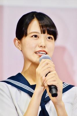 蓮実 琴役の志田彩良さん