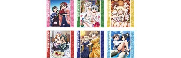 Newtype×TSUTAYA・animegaのコラボ企画に10周年・新作TVアニメも発表された「ストライクウィッチーズ」が登場!