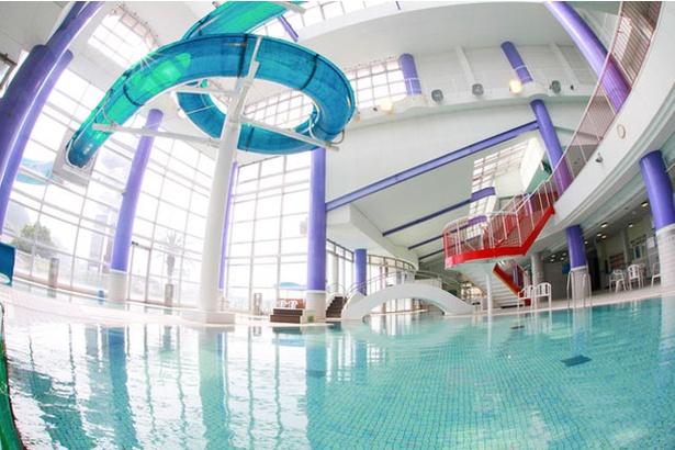 佐賀大和温泉ホテル アマンディ / 温泉にプールに余暇を楽しむメニューが目白押し