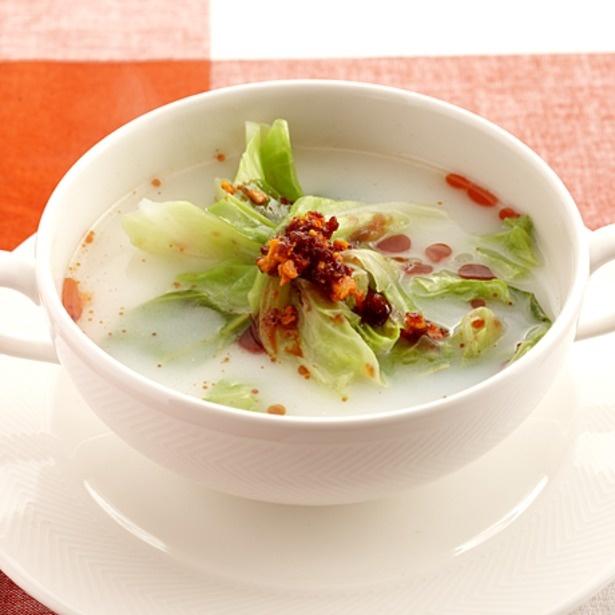 「キャベツミルクスープ」