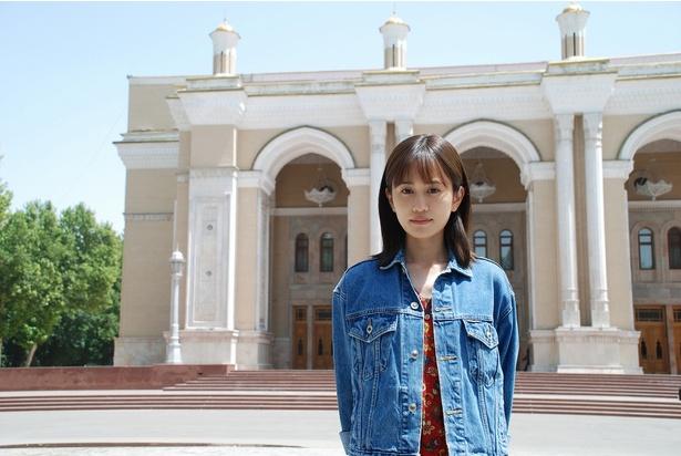 前田敦子、念願の黒沢清監督作品で主演も「ウズベキスタンといえば前田敦子」に困惑