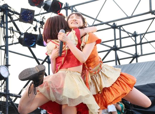 """""""お祭り系アイドルユニット""""ということで、夏フェスがよく似合うFES☆TIVE"""