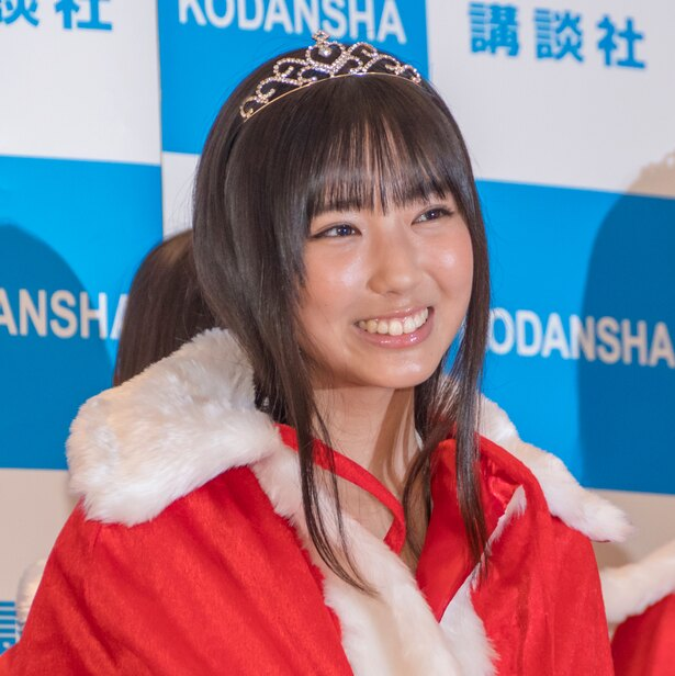 「ミスマガジン2018」グランプリを受賞した沢口愛華