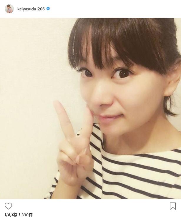 保田圭が「ホンマでっか!?TV」にゲスト出演