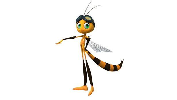 世界で活躍する日本人イラストレーターが手がけた、大宇宙を旅する虫たち! TVアニメ「スペースバグ」キャラクターデザイン・グリヒルさんインタビュー