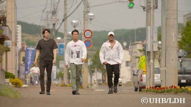 男旅初参加のELLYと共に佐呂間町ブランドを探す
